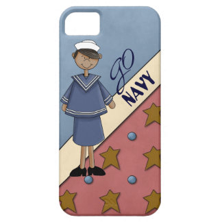 Go Navy  Case-Mate iPhone 5 Case For The iPhone 5