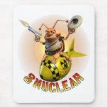Go Nuclear Cockroach Style Mousepads