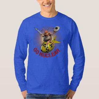 Go Nuclear Cockroach Style T-Shirt