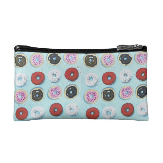 Go nuts for Donuts Cosmetics Pouch Makeup Bags