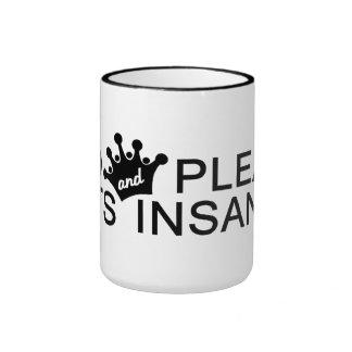 GO NUTS mug - choose style & color