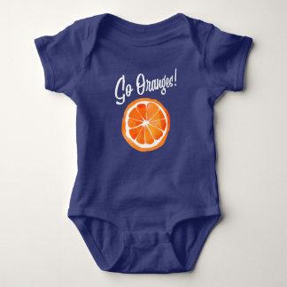 Go Oranges! Bodysuit