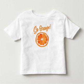 Go Oranges! Toddler T-Shirt