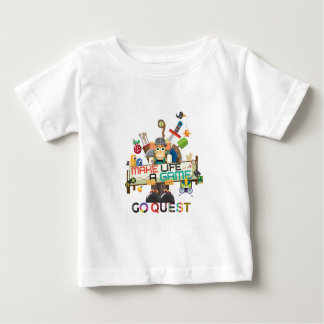 Go Quest Male Baby T-Shirt