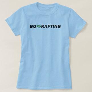 Go Rafting - Women's T-Shirt
