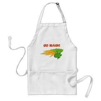 GO RAW-Carrots Standard Apron