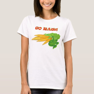 GO RAW-CARROTS T-Shirt
