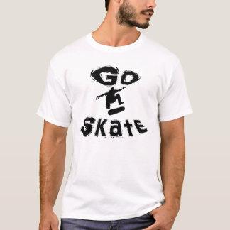 Go Skate Womens T-Shirt