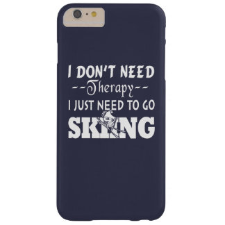 GO SKIING BARELY THERE iPhone 6 PLUS CASE