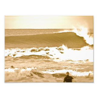 go surf print art photo