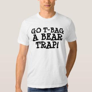 Go T-Bag a Bear Trap Tee Shirt