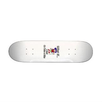 Go Take a Hike Skateboard Decks