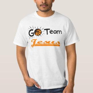 Go Team Jesus Christian T-Shirt