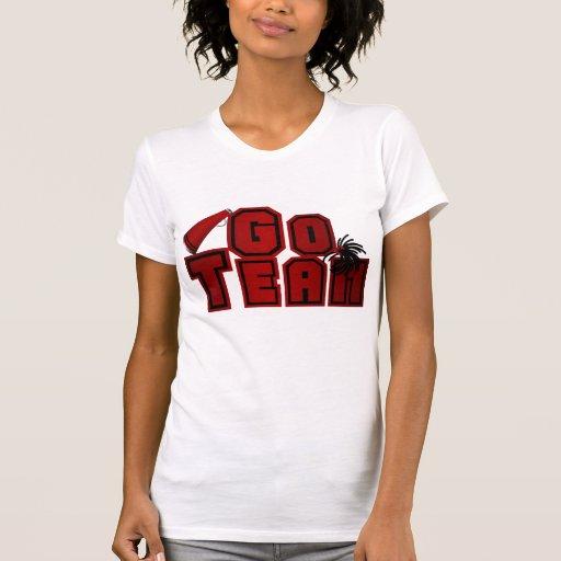 Go TEAM! Tee Shirt