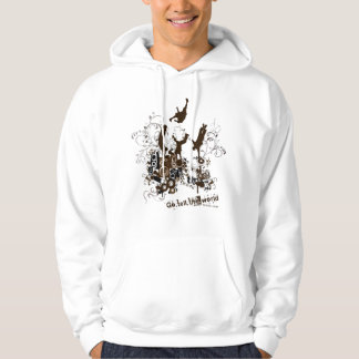 GO TELL THE WORLD HOODIE