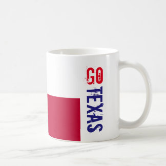 Go Texas Coffee Mug