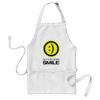 Go The Extra Smile Standard Apron