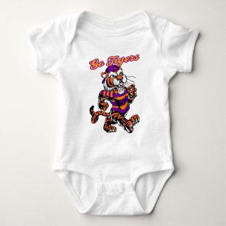 Go Tigers 3 Baby Bodysuit