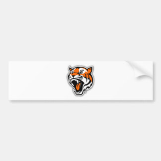 GO TIGERS! BUMPER STICKER