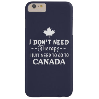 GO TO CANADA BARELY THERE iPhone 6 PLUS CASE