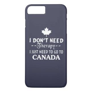GO TO CANADA iPhone 7 PLUS CASE