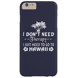 GO TO HAWAII BARELY THERE iPhone 6 PLUS CASE