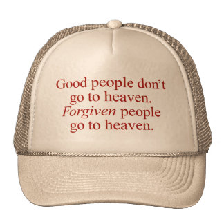 Go To Heaven Cap