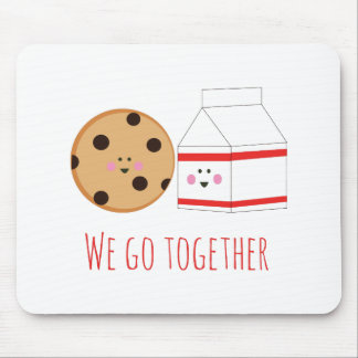 Go Together Mouse Pads