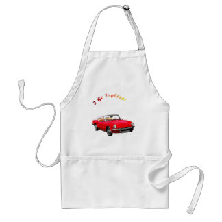 Go Topless Standard Apron