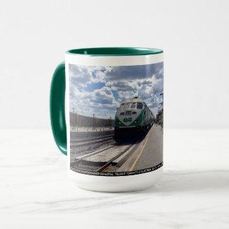 GO Train Sky Mug