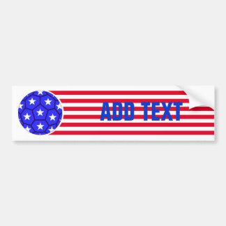 Go USA! Bumper Stickers