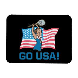Go USA Flexible Magnet