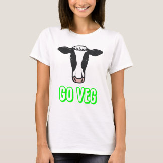 Go Veg© Signature Logo T-Shirt