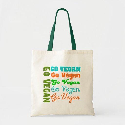 Go VEGAN Bags