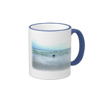 Go Wading In The Water Ringer Mug