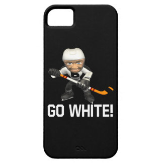 Go White iPhone 5 Cover