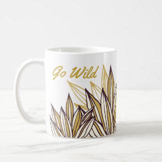 Go Wild Botanical Mug