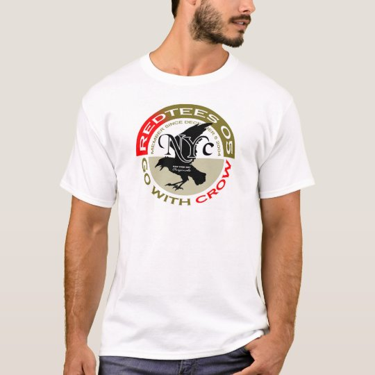 go with crow T-Shirt