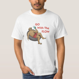 Go with the Flow Value T- Shirt