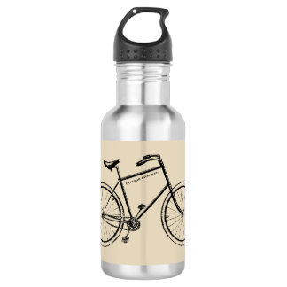 Go your own way 532 ml water bottle