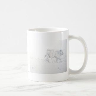 Go your own way (calf) mug