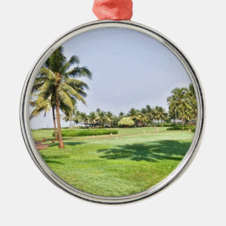 Goa India 2 Christmas Ornament