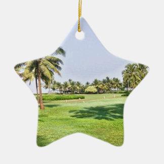Goa India 2 Christmas Ornament