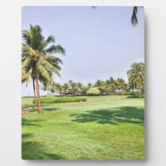 Goa India 2 Plaque