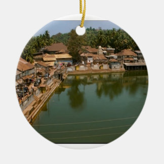 GOA INDIA ASIA CHRISTMAS ORNAMENT