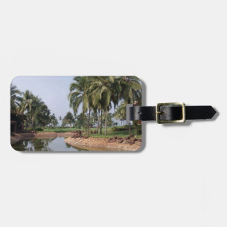 Goa India Bag Tag