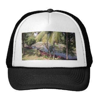 Goa India Garden Cap