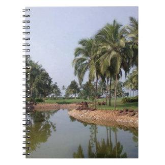 Goa India Notebook
