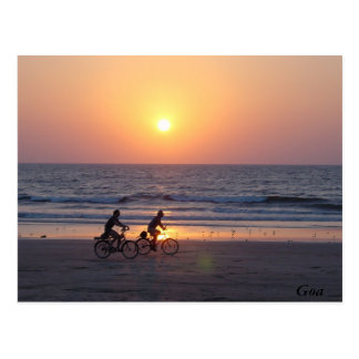 Goa, India Postcard