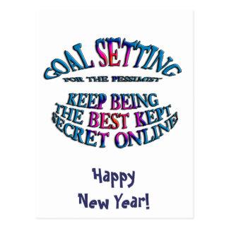 Goal: Best Kept Secret Online Postcards